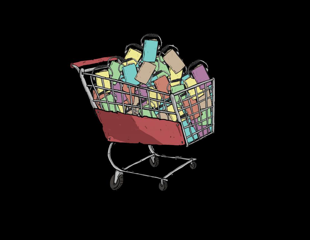 checkout cart